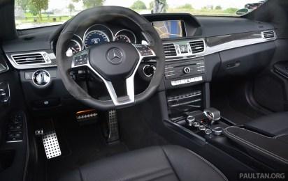 Mercedes-Benz E 63 AMG S-13