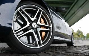 Mercedes-Benz E 63 AMG S-22