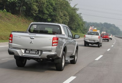 Mitsubishi Triton Penang Drive-07