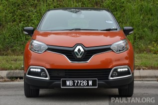 Renault Captur Review 40