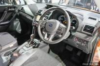 Subaru Forester Facelift 12