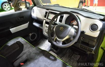 Suzuki Hustler J Style II TMS-2