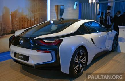 BMW i Showroom KL 8