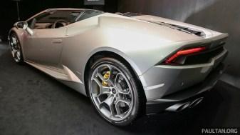 Lamborghini Huracan LP610-4 Spyder 16
