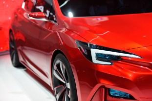 Subaru Impreza Sedan Concept Live 7