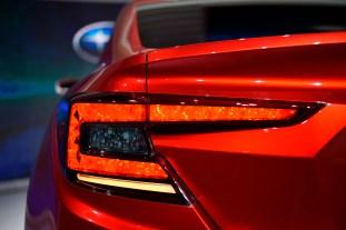 Subaru Impreza Sedan Concept Live 9