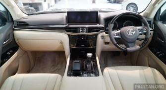 2016 Lexus LX 570 Malaysia 033