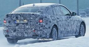 BMW 5 Series GT next-gen spyshot 10
