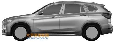 BMW Grand X1 patents 3