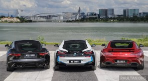Driven Bmw I8 Vs Mercedes Amg Gt S Vs Jaguar F Type R