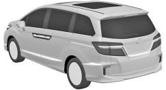 Honda Odyssey US-spec patents 2