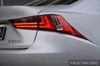 Lexus IS 200t Review 6