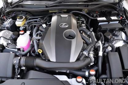 Lexus IS 200t Review 68