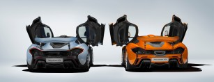 McLaren P1 final production 4