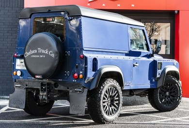 Project Kahn Land Rover Defender 2