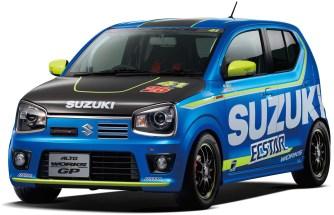 Suzuki Alto Works GP