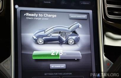 Tesla Model S 85 drive-8
