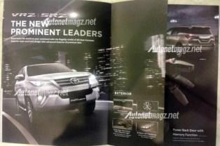 Toyota Fortuner Indonesia brochure 5