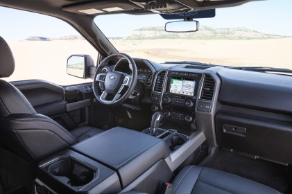 All-New 2017 Ford F-150 Raptor SuperCrew