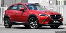 Mazda CX-3 2.0L review 2