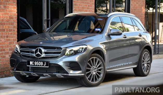 Mercedes GLC 250 Review 1