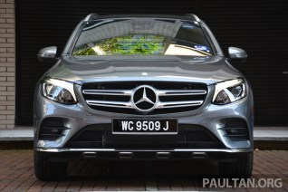Mercedes GLC 250 Review 4