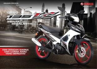 Yamaha 135LC Front