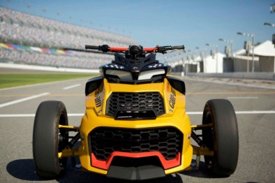 2016 Can-Am F3 Spyder Concept - 2