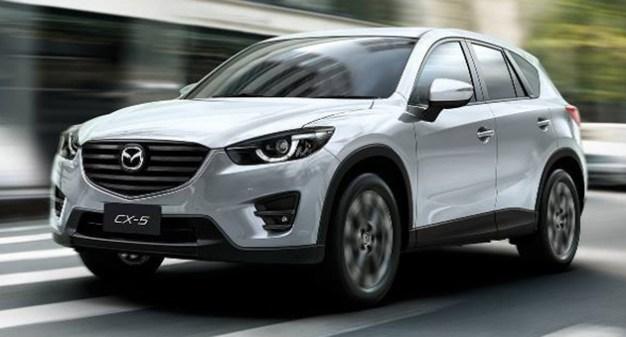 2016 Mazda CX-5 facelift Thailand launch 2