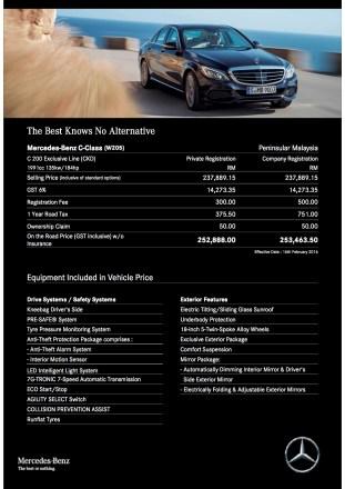 2016-mercedes-benz-c-200-exclusive-price-list-1