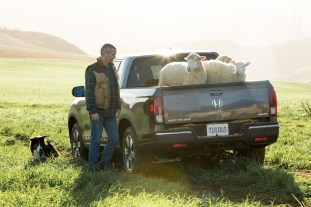 Innovative 2017 Honda Ridgeline Pickup Leads the Flock