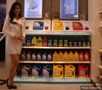 Shell Select retail store -4