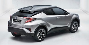 Toyota C-HR production 3