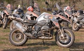 2016 BMW Motorrad GS Trophy Chiangmai -60