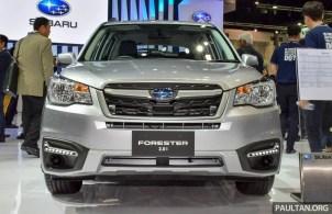 2016 Subaru Forester 2.0i 3