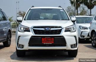 2016 Subaru Forester 2.0i-P 3