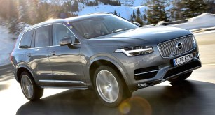 Volvo XC90 T5 Inscription AWD - model year 2017