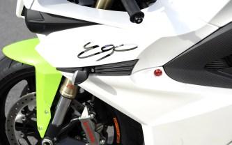 Energica Ego electric motorcycle - 10