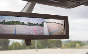 Ficosa Intelligent Rearview Mirror IRMS-04