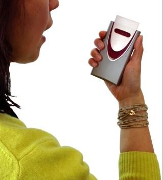 Honda Hitachi portable breathalyser 2