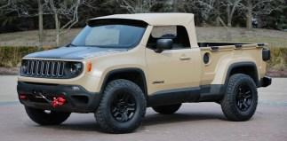 Jeep Comanche Concept