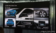 Mercedes-Benz A-Class FL launch slide-1