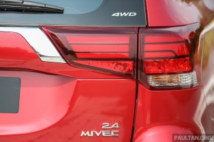 Mitsubishi Outlander Review 14