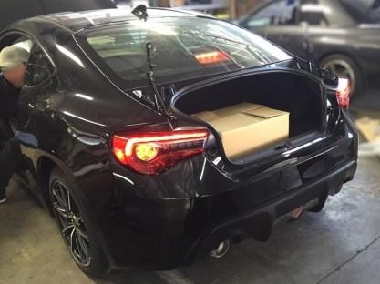 Subaru BRZ facelift leak 4