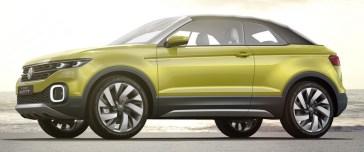 Volkswagen T-Cross Breeze Concept-10