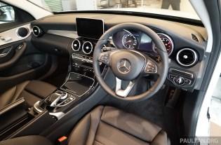 W205 Mercedes-Benz C180 Avantgarde Line Malaysia 018