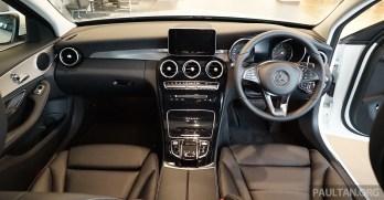 W205 Mercedes-Benz C180 Avantgarde Line Malaysia 020