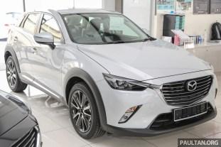 2016 Mazda CX-3 Ceramic Metallic 2
