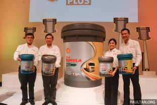 2016 Shell Rimula R6 LM diesel lube launch - 5