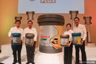 2016 Shell Rimula R6 LM diesel lube launch - 5